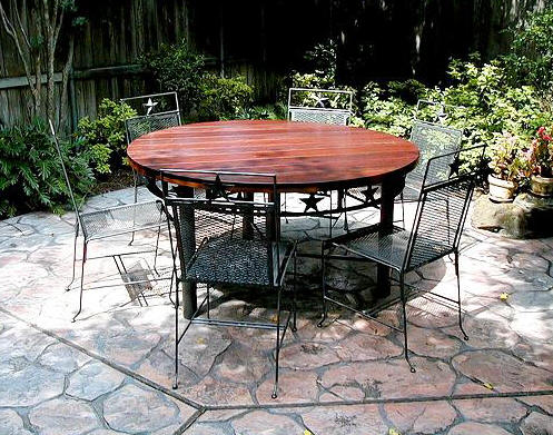 Dybesland's Table
